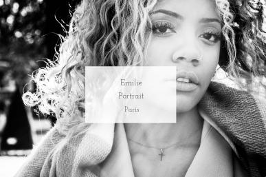 black and white, portrait, noir et blanc, séance portrait à paris, portrait métisse, Chloe perez photographie, reportage photo, photographe professionnelle