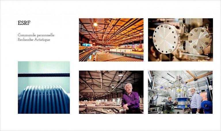 Reportage photo industriel, ESRF, Synchrotron, Grenoble, photographie industrielle, photographie corporate, chloe perez, photographe professionnelle, isere, rhone-alpes, photographie scientifique, technologie de pointe, nano-tech